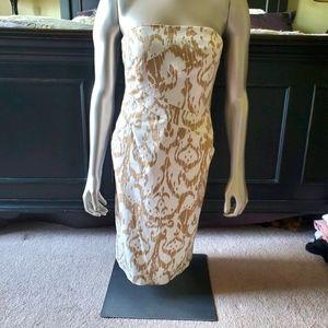 Michael Kors Strapless Dress Size 0